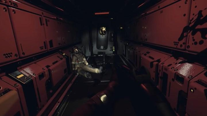 The gameplay video of Quantum Error, the cosmic horror game developed for PS5, PS4 and Xbox Series, was shared