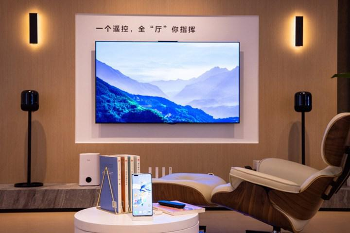 Huawei to equip new smart TVs with Devialet sound system