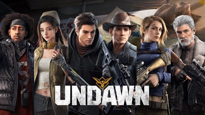 PUBG Mobile geliştiricisinin yeni açık dünya aksiyon oyunu Undawn, mobil cihazlar için duyuruldu