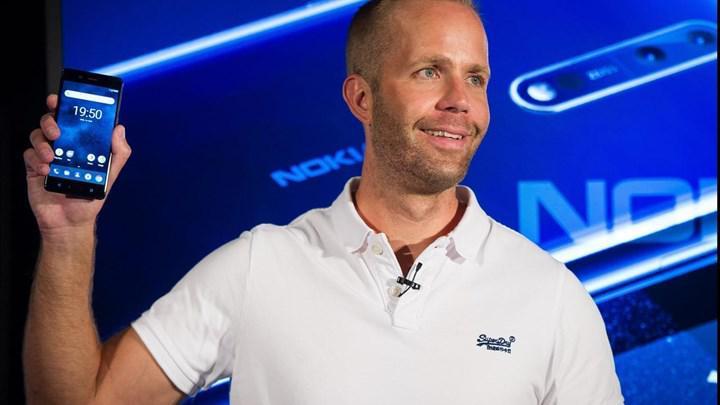 Nokia'da önemli ayrılık: Juho Sarvikas görevi bıraktı