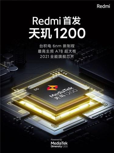 Redmi'nin oyun odaklı telefonuna dair ilk detaylar geldi: Dimensity 1200 ve 5.000 mAh batarya