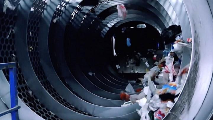 Her tür plastik atığın geri dönüştürülebileceği bir tesis inşa ediliyor