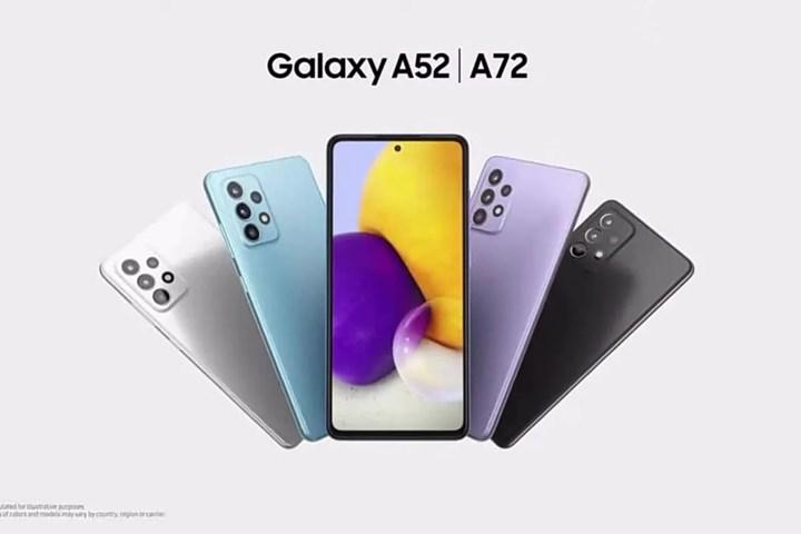 Galaxy A72 and Galaxy A52 went on sale in our country
