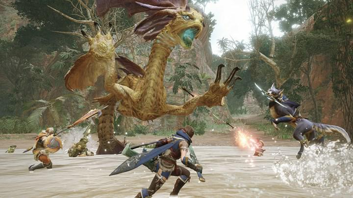 Monster Hunter Rise sold 4 million copies in just three days