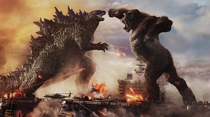 Godzilla vs. Kong inceleme puanları paylaşıldı: