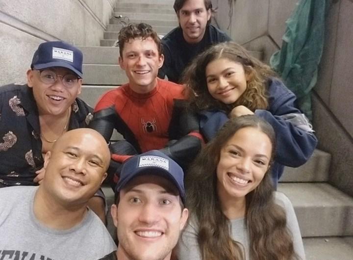 Spider-Man 3'ün çekimleri tamamlandı! Yeni bir görsel yayınlandı