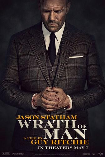 First trailer of Wrath of Man, the upcoming Guy Ritchie movie featuring Jason Statham