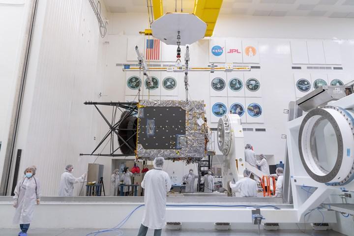 NASA, 10 kentilyon dolarlık asteroite gidiyor: Uzay aracı neredeyse hazır