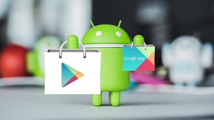 Android'deki 444 bin oyundan 8 bini Türk yapımı