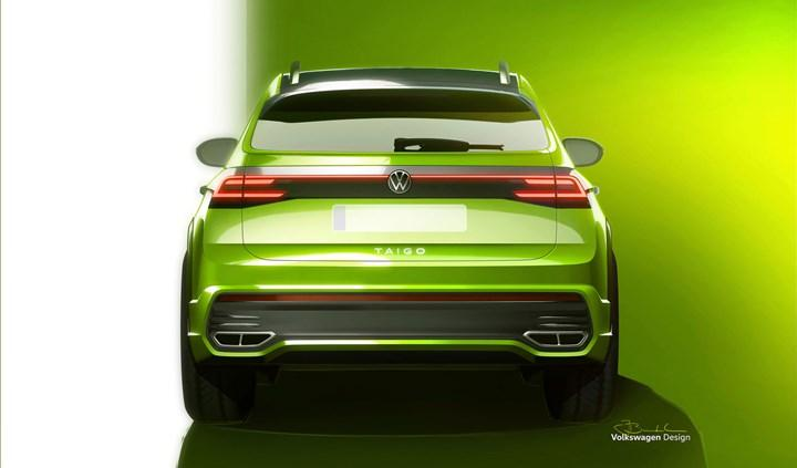 New SUV coupe coming to Europe from Volkswagen: Volkswagen Taigo