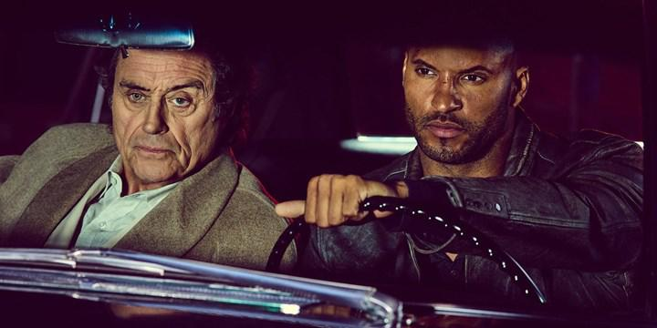 The fantasy series American Gods, adapted from the book, was canceled after season 3