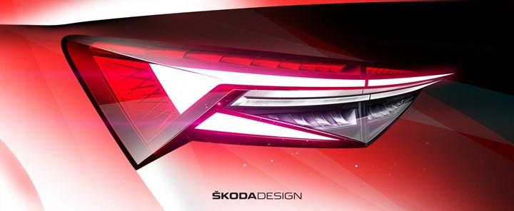 First cue images from Skoda Kodiaq with facelift