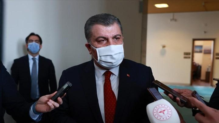 Husband Minister of Health, announced that the mutation rate in Turkey