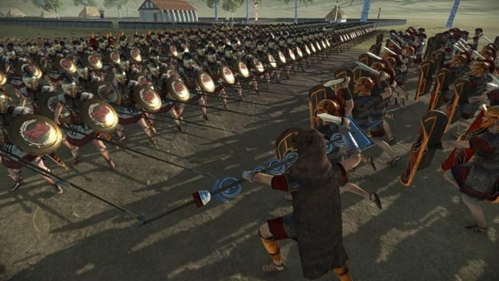 Gameplay video from Total War: Rome Remastered shared: 2004 vs 2021 graphic comparison