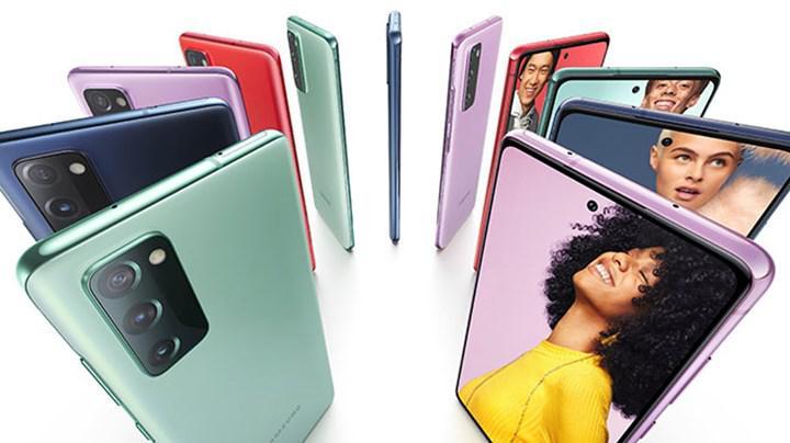 Samsung Galaxy S20 FE 5G yeni işlemciyle satışa çıktı