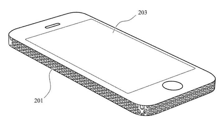 Apple, Mac Pro'nun rendeye benzeyen tasarımını iPhone'larda kullanmayı planlıyor