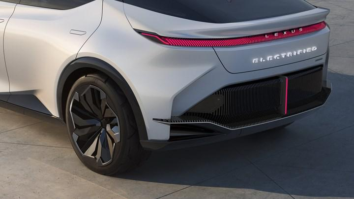 Lexus LF-Z Electrified concept shows the future of the brand