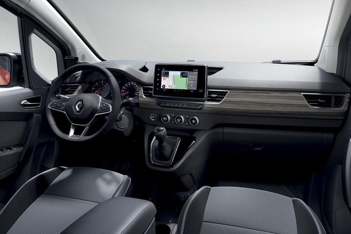 New Renault Kangoo to order in France: here is the European price and detailed images