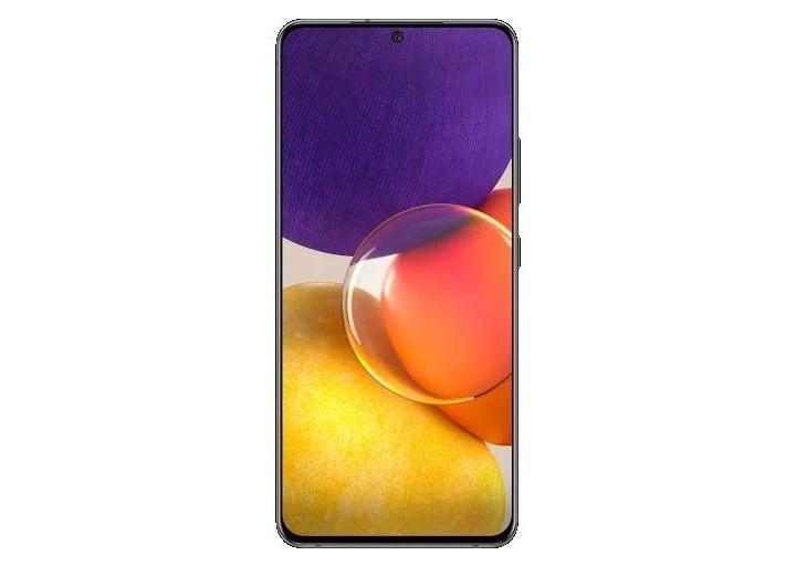 Samsung Galaxy A82'in ilk görüntüsü ve özellikleri ortaya çıktı