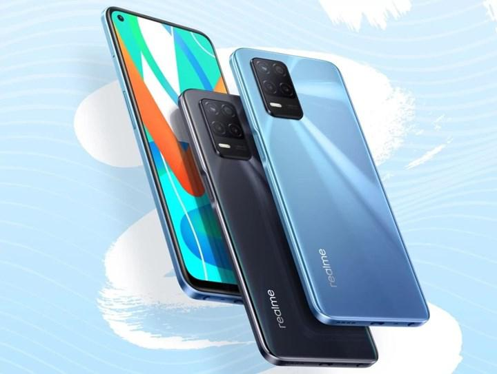 Budget-friendly phone with 5G support from Realme: V13 5G