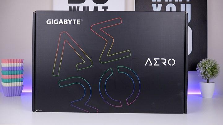 Gigabyte Aero 15 KC incelemesi