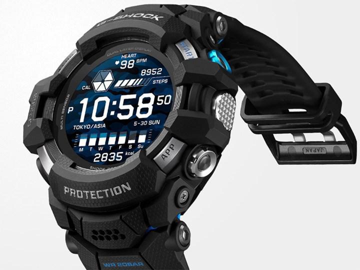 Casio, G-Shock serisinin ilk Wear OS akıllı saati olan GSW-H1000'i tanıttı