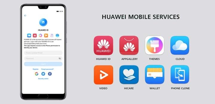 Huawei Mobile Services becomes the third largest mobile application ecosystem