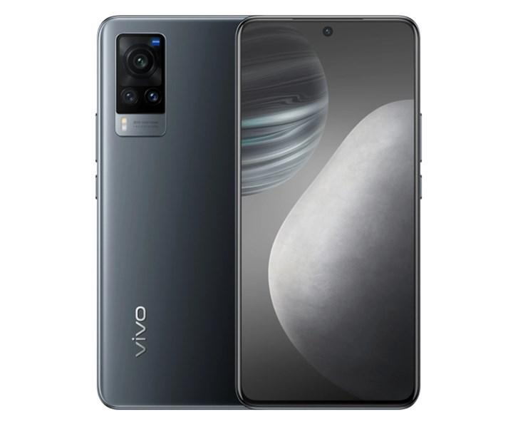 Vivo X60t introduced: 120 Hz AMOLED display and camera system signed by Zeiss