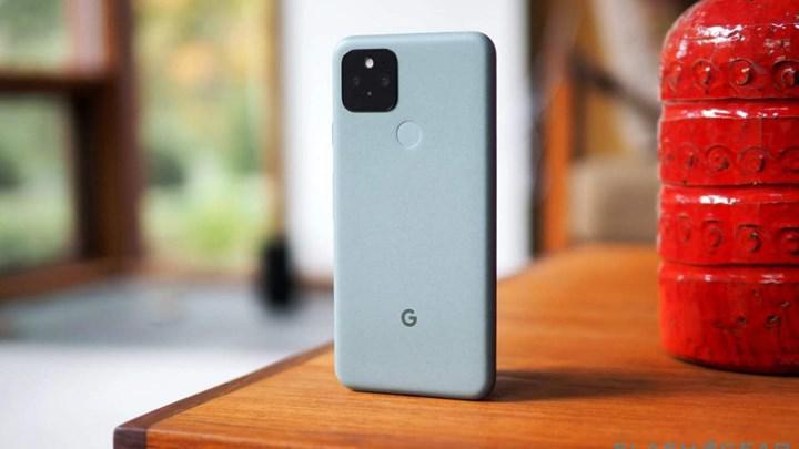 Pixel 6, Google'ın kendi yongası tarafından desteklenebilir