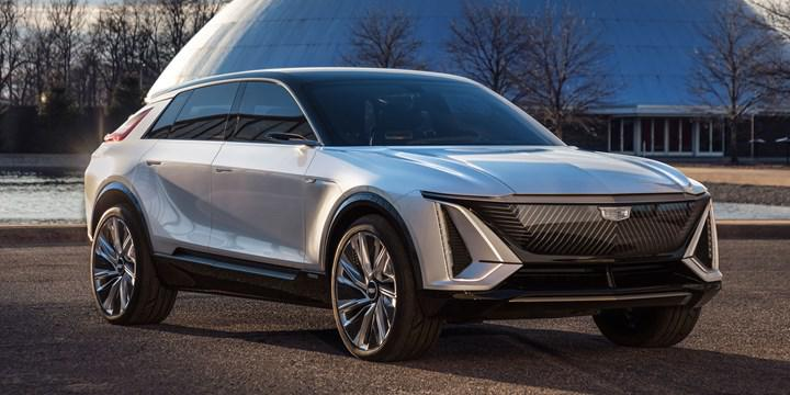 Cadillac begins road tests of its first electric car