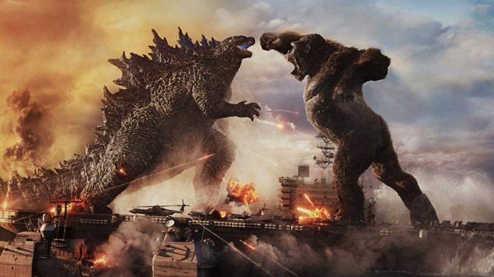 Godzilla vs.  Kong continues to break 'pandemic records' in its second week