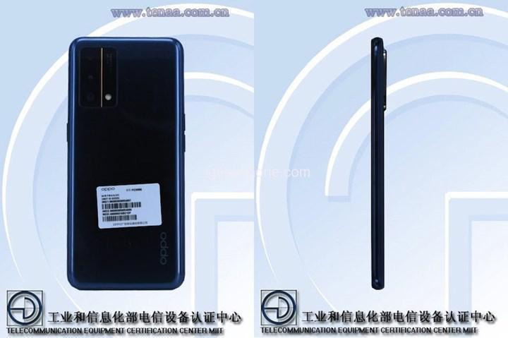 Oppo Reno 6'nın görüntüsü ve teknik özellikleri ortaya çıktı