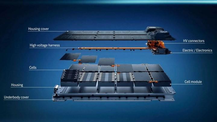 Elektrikli Mercedes EQS'nin teknik detayları açıklandı
