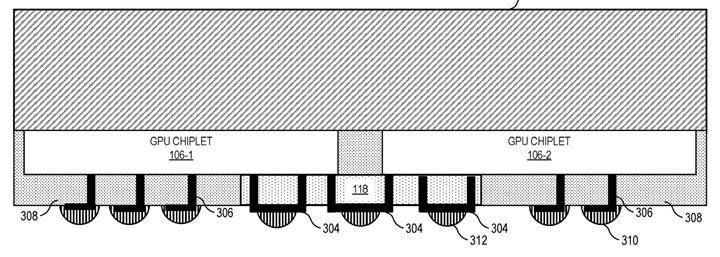 AMD'nin çoklu zarlı GPU'su entegre bellekli aktif köprüyle gelebilir