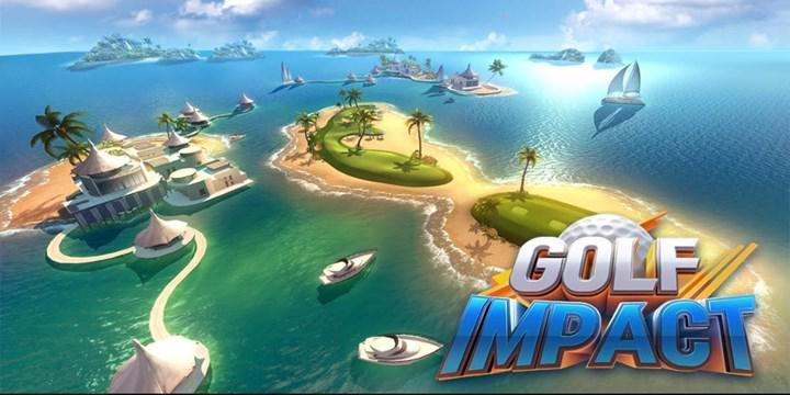 Gerçekçi oynanışı hedefleyen golf oyunu Golf Impact, mobil cihazlara geliyor