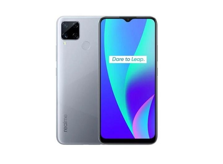 realme c15 model took its place on Vodafone shelves