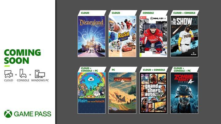 GTA V yeniden Xbox Game Pass'e geliyor! İşte Nisan ayında Game Pass'e eklenecek oyunlar