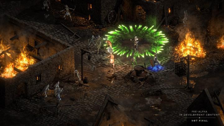 Diablo 2 Resurrected'ın alfa testi bu hafta sonu başlıyor