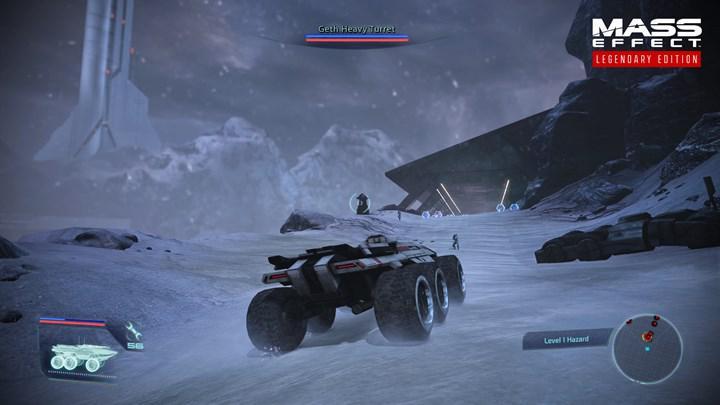 Mass Effect Legendary Edition'dan yeni detaylar açıklandı: Eski versiyon vs yeni versiyon karşılaştırma videosu