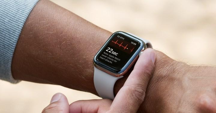 Apple Watch provides heart data almost as good as clinical testing