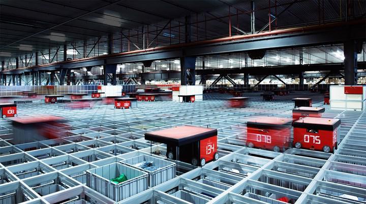 SoftBank, Norveçli robotik firması AutoStore'un %40'ını satın aldı