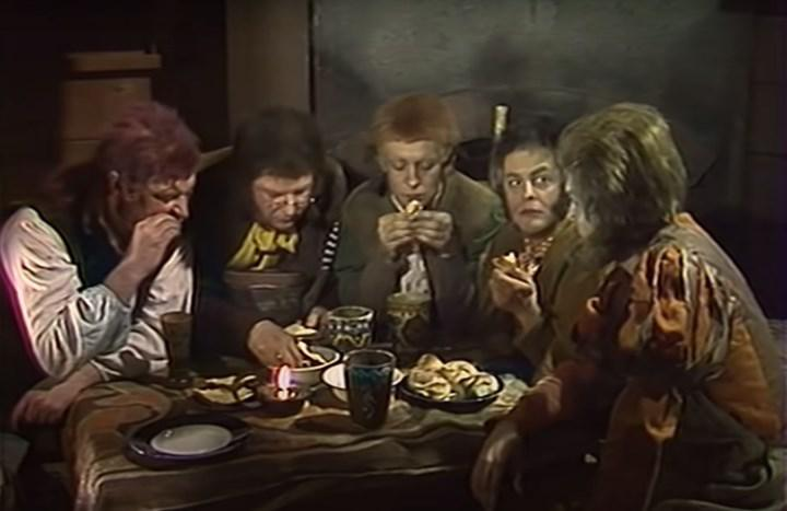 Russian film Lord of the Rings released 30 years later