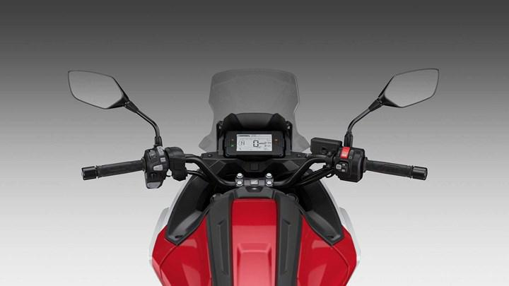 2021 Honda NC750X in Turkey and the X-ADV: Here are the price and features