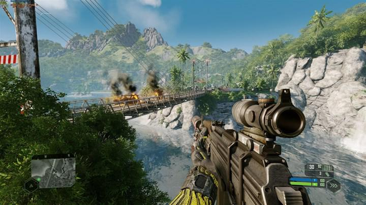 Crysis Remastered graphics update released for PS5 and Xbox Series