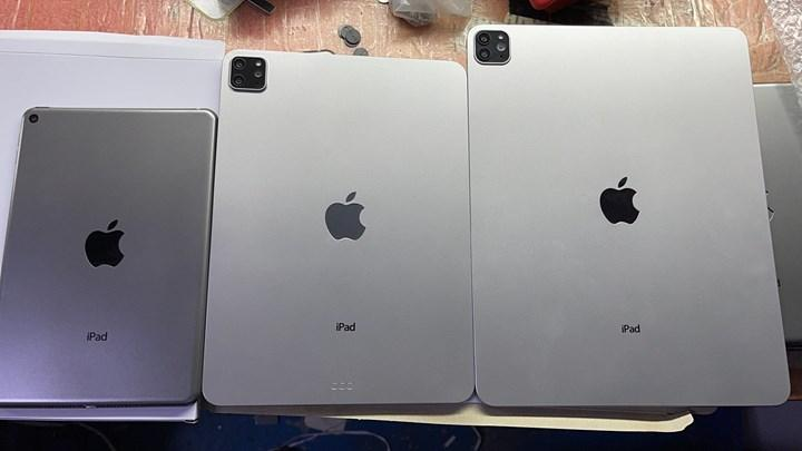 Live images of the renewed iPad Pro and iPad mini leaked