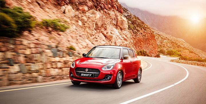April campaign on Suzuki's smart hybrid models