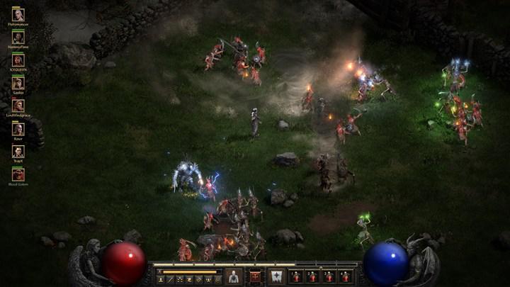 Diablo 2 Resurrected'ın karşılaştırma videosu yayınlandı: 2021 vs 2000