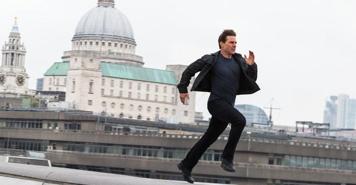 Mission Impossible 7'nin vizyon tarihi yine ertelendi: 2022'de yayınlanacak