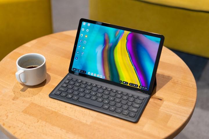 Samsung Galaxy Tab S5e için Android 11 güncellemesi başladı
