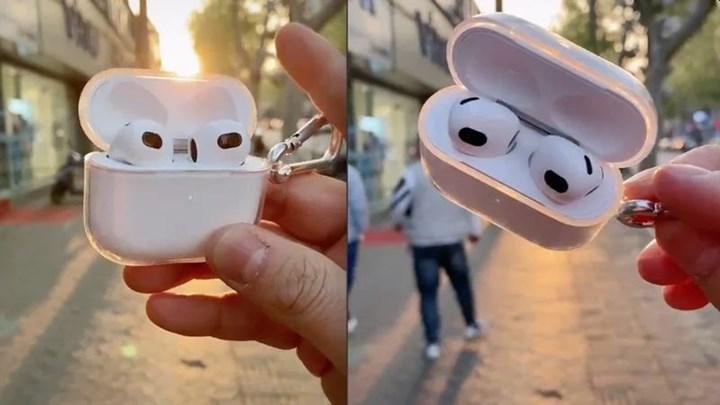 Bu da oldu: Çinliler AirPods 3'ü, Apple'dan önce piyasaya sürdü
